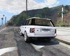 2010 Range Rover Supercharged for GTA 5 left view