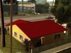 Новый дом Денис для GTA San Andreas вид изнутри