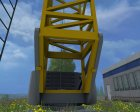Placeable Liebherr для Farming Simulator 2015 вид изнутри