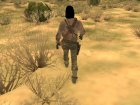 John Marston - RDR for GTA San Andreas back view