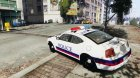 Dodge Charger Karachi City Police Dept. Car for GTA 4
