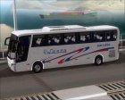 Busscar Elegance 340 Lasta Eurolines for GTA San Andreas inside view