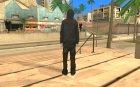 New Raper для GTA San Andreas вид сзади слева