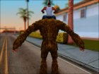 Troll for GTA San Andreas rear-left view