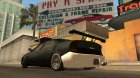 GTA 3 Kuruma SA styleV2 для GTA San Andreas вид сбоку