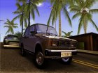 ВАЗ 2107 Ранняя версия for GTA San Andreas left view