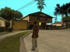 "O-Dog ""Menace To Society"" для GTA San Andreas вид сзади слева"