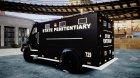 International 4000-Series SWAT Van for GTA 4 top view