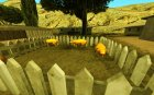 Pigs in the countrys для GTA San Andreas