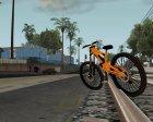 Новые велосипеды for GTA San Andreas left view