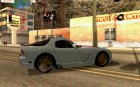 Dodge Viper SRT-10 (Золотой вайпер) for GTA San Andreas inside view