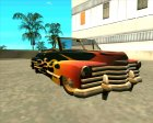 HD SA Pack для GTA San Andreas вид сверху