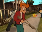 Philip J. Fry A from Futurama для GTA San Andreas вид сверху