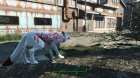 Okami Dogmeat Retextures for Fallout 4 left view