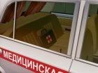 ВАЗ-21011 «Медицинская помощь» для GTA San Andreas вид справа