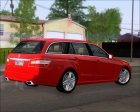 Mercedes Benz E250 Estate для GTA San Andreas вид сзади слева