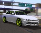 Nissan 200SX Drift Monster Energy