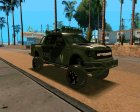Ford F150 Raptor Unique Edition для GTA San Andreas вид сзади слева