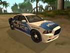 Dodge Charger Police 2013 for GTA San Andreas left view