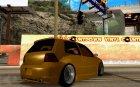 Volkswagen Golf Mk4 R32 Euro for GTA San Andreas top view