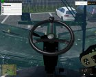 Krone Big M500 ATTACH V 1.0 для Farming Simulator 2015 вид изнутри