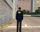 Скин FBI для Тома for Mafia: The City of Lost Heaven rear-left view