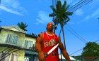Гангстерская походка для GTA San Andreas вид слева