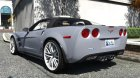 Chevrolet Corvette ZR1 for GTA 5 top view