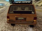 Jeep Cherokee 1984 for GTA San Andreas side view