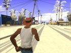 Ковбойская шляпа из GTA Online для GTA San Andreas вид сбоку