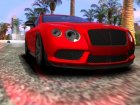Bentley Continental GT3R 2015 для GTA San Andreas вид справа