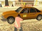 Пак машин из GTA 3 для GTA San Andreas вид слева