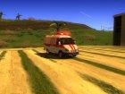Пак машин российских спецслужб то ТеМы BerKyta для GTA San Andreas вид сзади