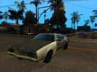 ENB только блеск авто v2 для GTA San Andreas вид слева
