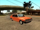 Volkswagen Passat 1981 (crow edit) for GTA San Andreas top view