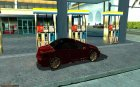 Уникальный датчик бензина for GTA San Andreas rear-left view