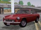 MG MGB GT (ADO23) 1965 HQLM для GTA San Andreas вид слева