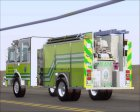 Pierce Arrow XT Miami Dade Fire Department Engine 45 for GTA San Andreas right view