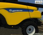 New Holland CR 1090 v1.0 для Farming Simulator 2013 вид изнутри