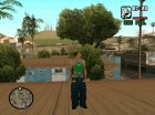 Замена белой майки for GTA San Andreas left view