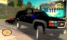 GMC Suburban 1996 FBI for GTA 3 side view