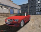 Chrysler Crossfire for Mafia: The City of Lost Heaven left view