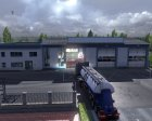 House & Truck Testing Area v3.0 for Euro Truck Simulator 2 top view