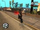 Kilers для GTA San Andreas вид сзади слева