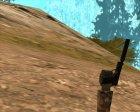 CS:GO Weapon pack для GTA San Andreas вид сверху