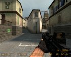 M4A1 из COD для Counter-Strike Source вид справа