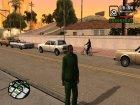 Тени для очень слабых пк для GTA San Andreas вид сбоку