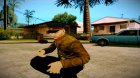 Офицер НКВД for GTA San Andreas side view