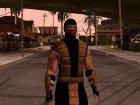 X Mortal Kombat Klassic Tremor