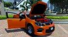HSV Limited Edition GTS Maloo 1.1 для GTA 5 вид сзади